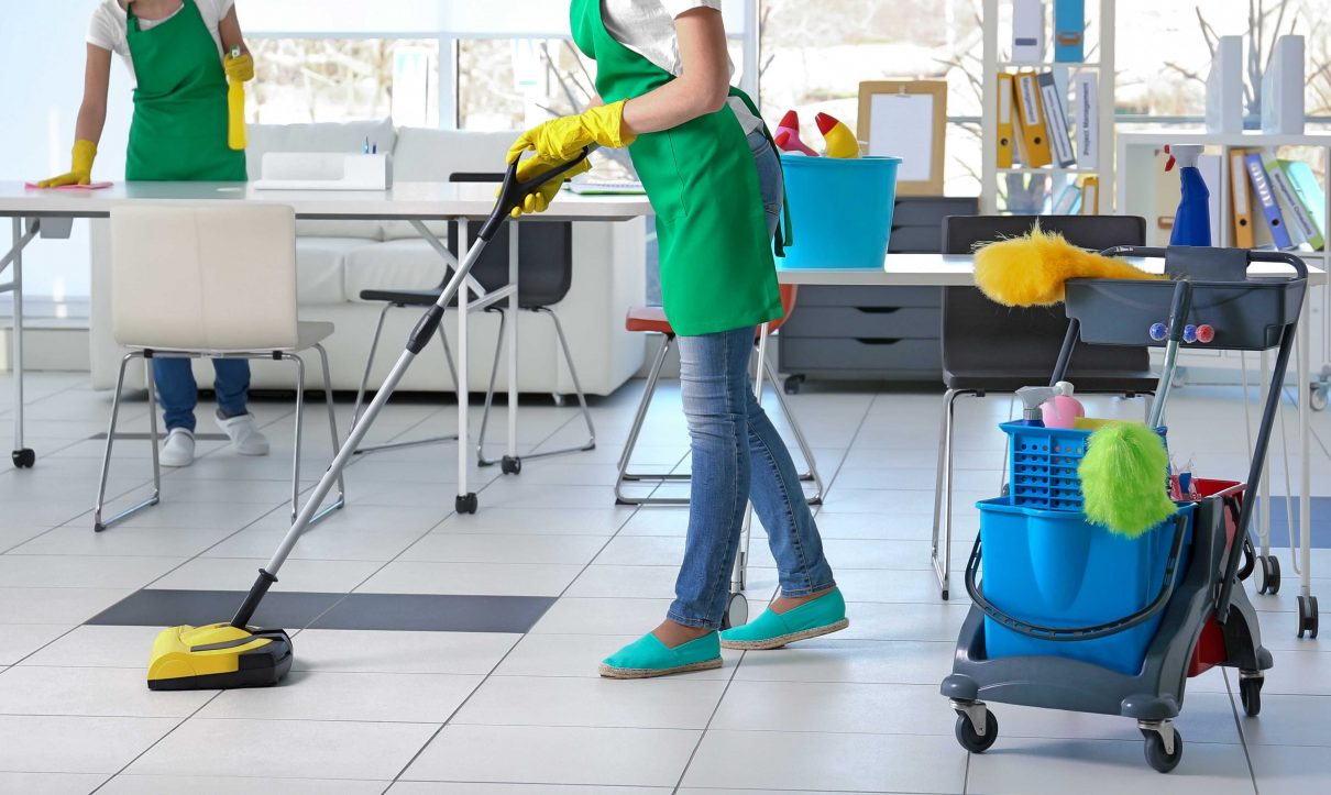 office cleaning goldcoast